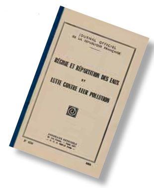 1964-2014 : La politique de l'eau : à télécharger ici http://www.eau-loire-bretagne.fr/agence_de_leau/Panneaux-50-ans.pdf